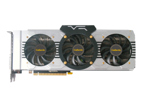 MANLI GeForce GTX 1080 Gallardo (F330G+N425)